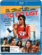 The To Do List [Region B] [Blu-ray]