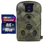 Free 16gb SD+940NM Invisible LED Ltl Acorn LTL-5210A Trail Hunting Scout Camera