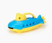 Green Toys(TM) Bath Toy - Yellow Submarine