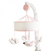 New Arrivals, Inc. Crib Mobile - Pink