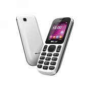 Blu Jenny T172 Unlocked Cell Phone for GSM Compatible - White