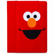 iSound Sesame Street Elmo Plush Portfolio for iPad 2 - Red