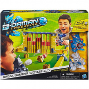 Hasbro B-Daman Crossfire Break Bomber Battlefield Set