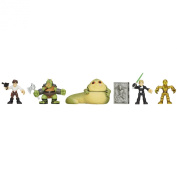 Playskool Heroes Star Wars Jedi Force Jabba's Palace Rescue Set