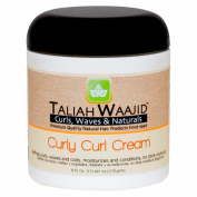 Taliah Waajid Curly Curl Cream - 6 oz