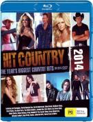 Hit Country 2014 (CD/DVD) [Region 4]