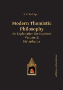 Modern Thomistic Philosophy