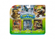 Skylanders Swap Force Triple Pack Scorp / Chop Chop S3 / Sprocket S2