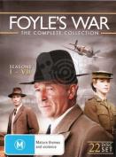 Foyle's War Complete Collection Seasons 1-7 [Region 4] [Blu-ray]
