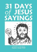 31 Days of Jesus Sayings
