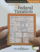 Concepts in Federal Taxation, Professional Edition [With CDROM]