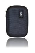 Bipra Protective EVA Case for 6.4cm Portable Hard Drive for WD/Seagate/Toshiba/Clickfree/Bipra External Hard Drives
