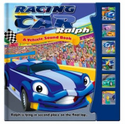 Sound Book - Ralph the Racing Car