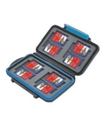 Maxflash Secure Digital Card Case One Colour, One Size