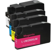 Shop At 247 ® Compatible Ink Cartridge Replacement for Lexmark 200XL High Yield
