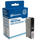 Dataproducts DPC100MXLS High Yield Remanufactured Ink Cartridge Replacement for Lexmark 100XLA