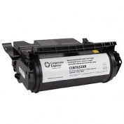 Laser Toner Cartridge, Replaces 12A7462, Compatible, 21,000 Page Yield, Black CEBT630AR