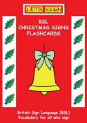 Let's Sign BSL Christmas Signs