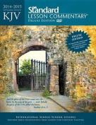 KJV Standard Lesson Commentary(r) Deluxe Edition 2014-2015 (Standard Lesson Commentary