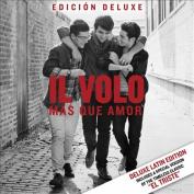 Ms Que Amor [CD/DVD Deluxe Version]