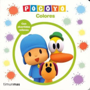 Colores (Pocoyo) [Board book] [Spanish]