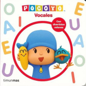 Vocales [Board Book] [Spanish]