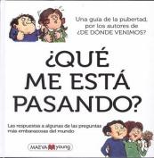 Qu Me Est Pasando? [Spanish]