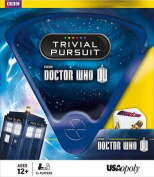 Dr. Who Trivial Pursuit Board Game