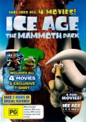 Ice Age Mammoth Pack (Ice Age/Ice Age 2/Ice Age 3/ Ice Age 4)  [4 Discs] [Region 4]