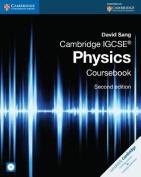 Cambridge IGCSE Physics Coursebook with CD-ROM