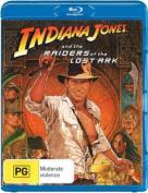 Indiana Jones and the Raiders of the Lost Ark  [Region B] [Blu-ray]