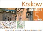 Krakow Popout Map