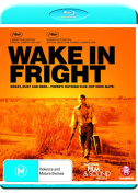 Wake in Fright [Regions 1,4] [Blu-ray]