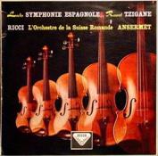 Lalo: Symphonie Espagnole; Ravel