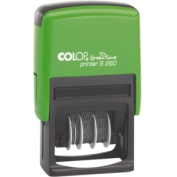 Green Line S260 Self-inking Stamp