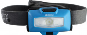 Gearhead Led Headlamp, Blue with Gray Band