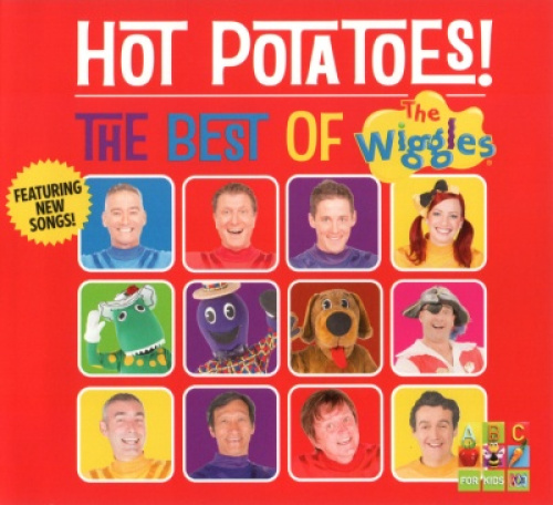 Hot Potatoes! The Best Of The Wiggles (CD) [Region 4