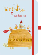 Green Address & Birthday Cinnamon Aitch