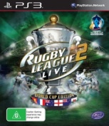Rugby League Live 2 World Cup Edition