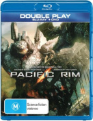 Pacific Rim (Blu-ray/DVD Rental)  [2 Discs] [Region B] [Blu-ray]