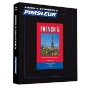 Pimsleur French Level 5 CD [Audio]