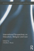 International Perspectives on Education, Religion and Law