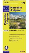 Marseille / Avignon: IGN.V171