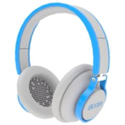 BOOM - Rogue Over-Ear DJ Headphones with In-Line Controls