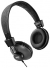 House of Marley - Positive Vibrations On-Ear Headphones - Black