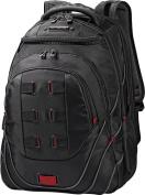 Samsonite - Tectonic PFT Laptop Backpack - Black/Red