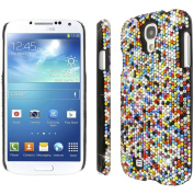 MPERO - Collection Diamante Bling Case for Samsung Galaxy S4