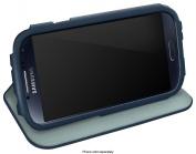 X-Doria - Dash Pro Folio Case for Samsung Galaxy S 4 Mobile Phones - Slate
