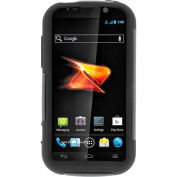 MPERO - Collection Tough Armour Kickstand Case for ZTE Warp Sequent N861