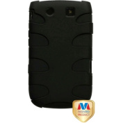 BasAcc - Rubberized Case For RIM BlackBerry 9800 Torch 9810 Torch 4G